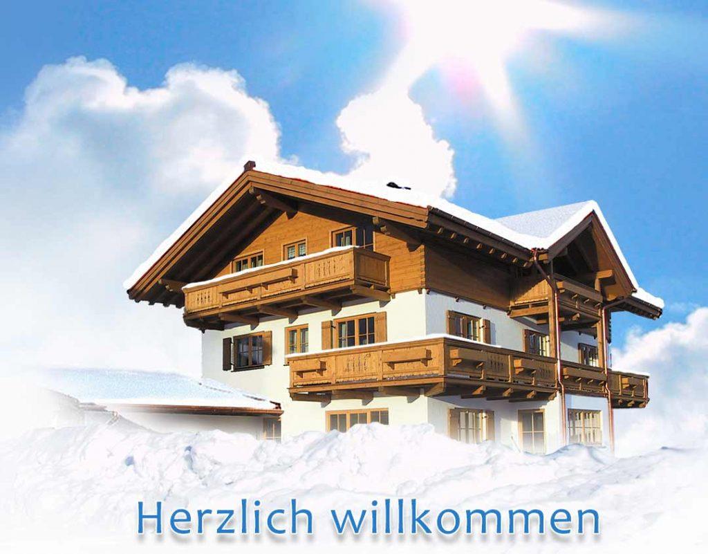 Gaestehaus Bergwinkl - Ferienwohnungen Reit im Winkl
